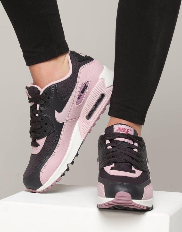 wholesale dealer dd3e1 38189 Nike Women's Air Max 90 Dark Grey/Plum – Culture Kings
