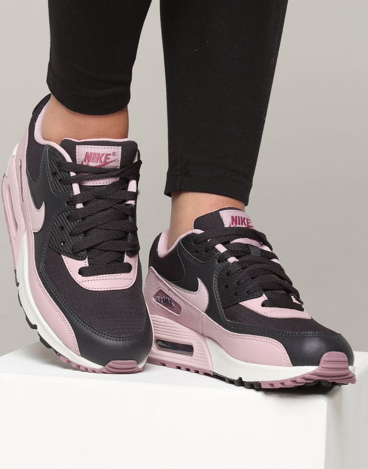 61be21d65d Nike Women's Air Max 90 Dark Grey/Plum – Culture Kings
