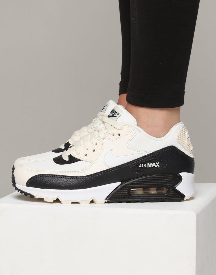 07690f0f80 Nike Women's Air Max 90 Off White/Black – Culture Kings