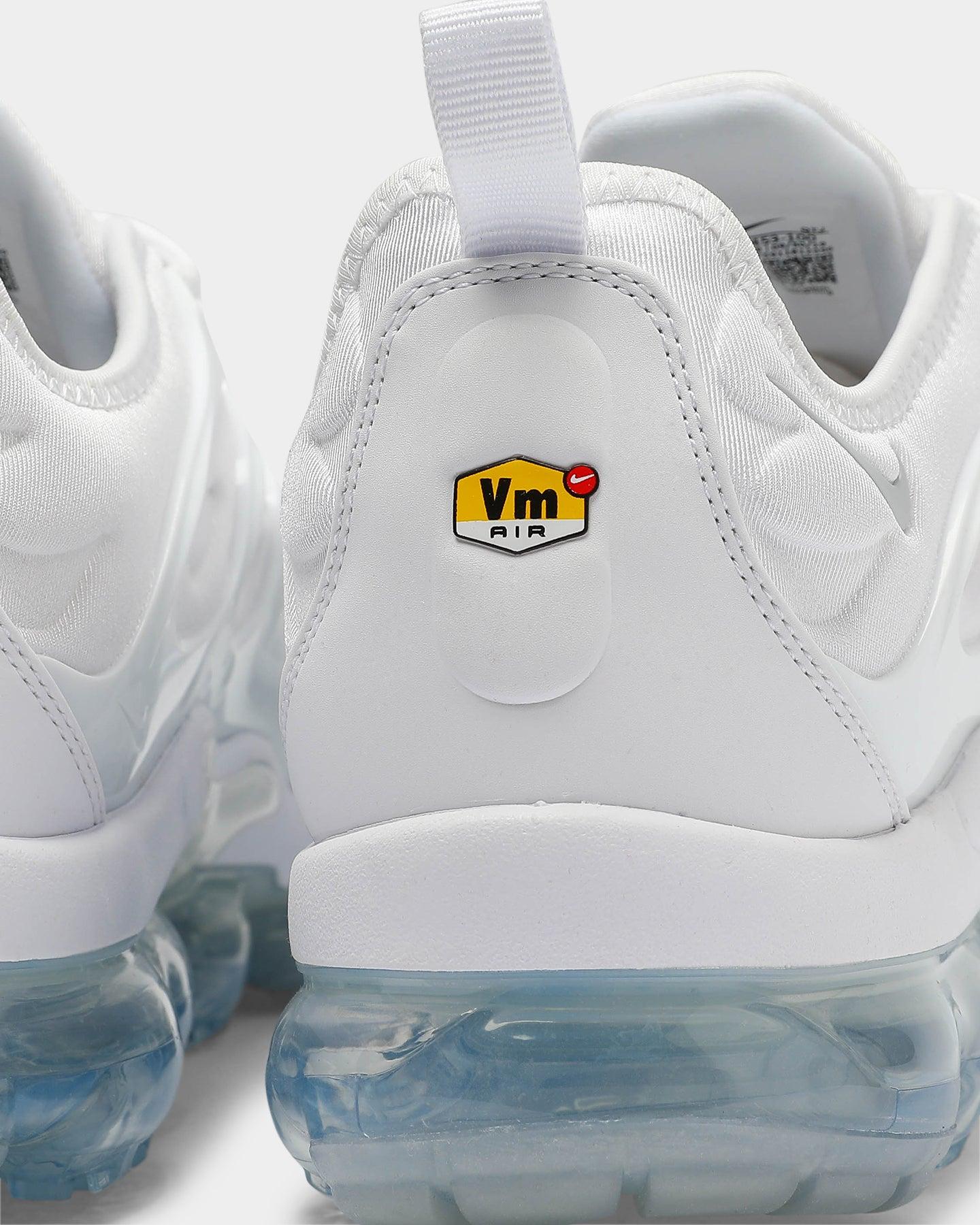 Nike Air Vapormax Plus White/White