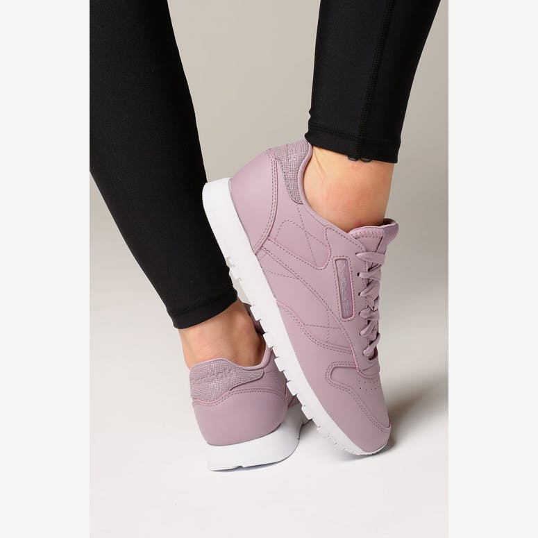 cea7a5be9551c7 Reebok Women s Classic Leather Lilac White – Culture Kings