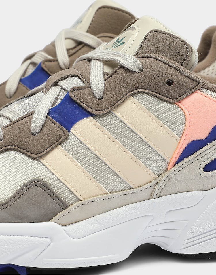 ADIDAS YUNG-96 BROWN/MULTI-COLOURED
