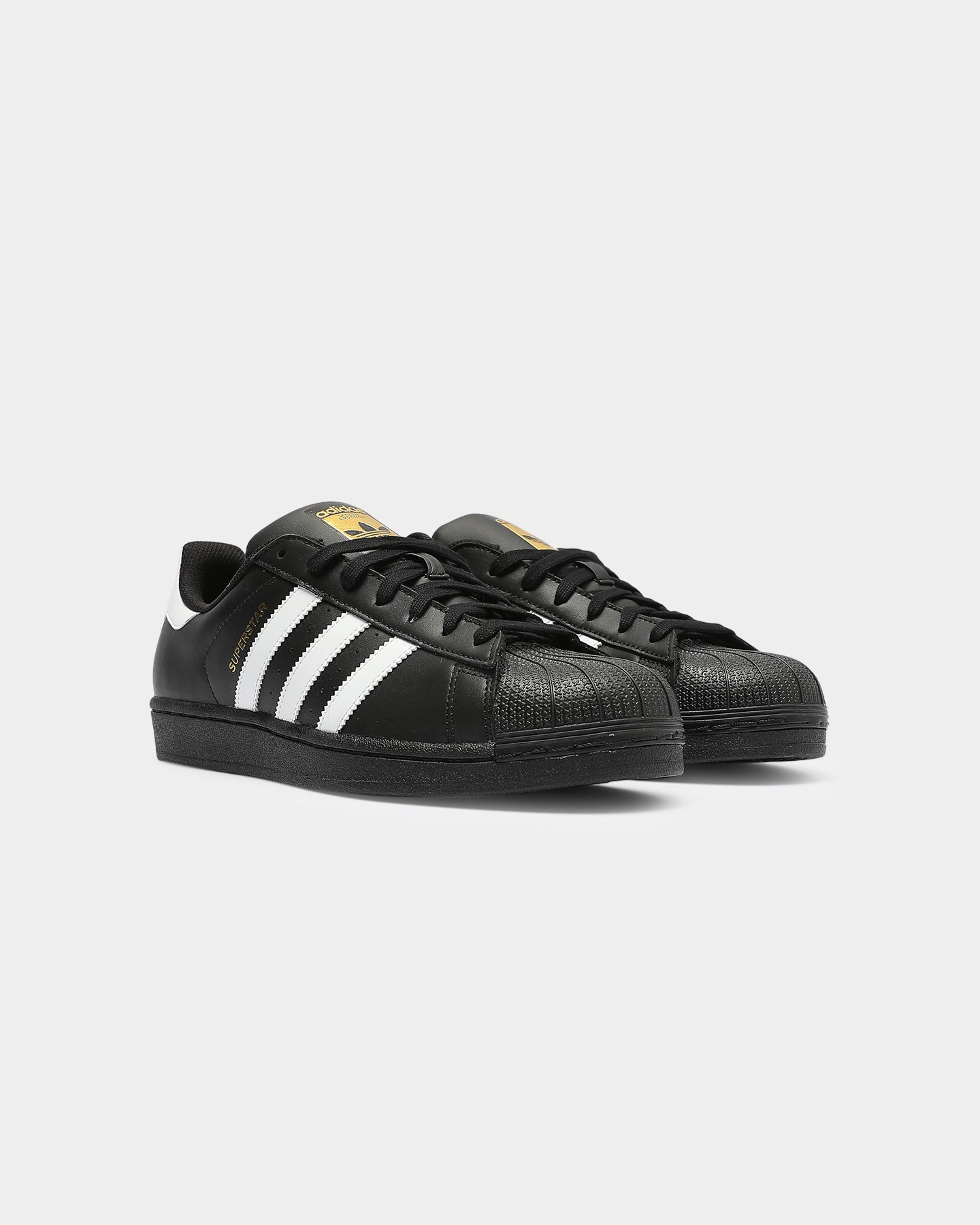 Adidas Superstar Foundation BlackWhiteBlack