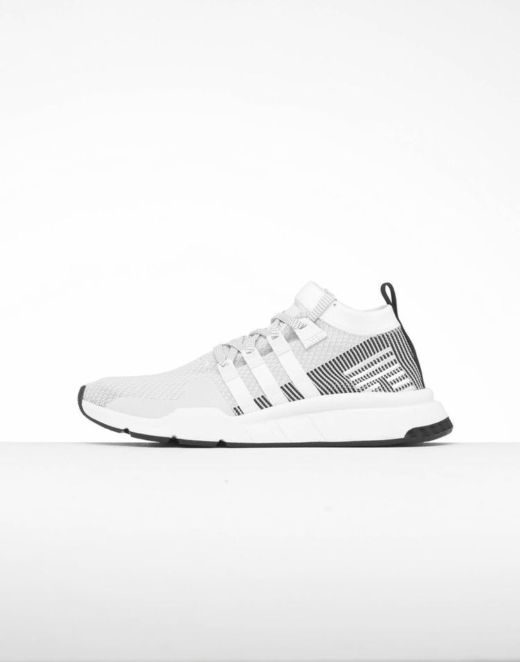 pretty nice 06872 9ec37 Adidas EQT Support Mid ADV White/White/Grey
