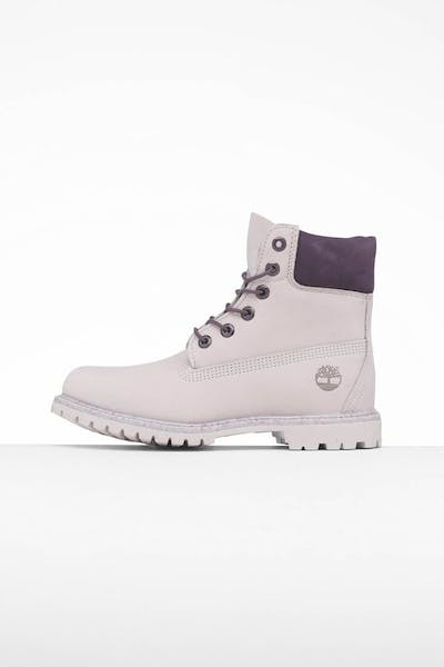 "Timberland 6"" Premium Boot Light Purple"