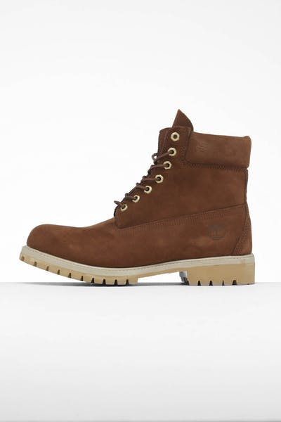 "Timberland 6"" Premium Boot Dark Brown"