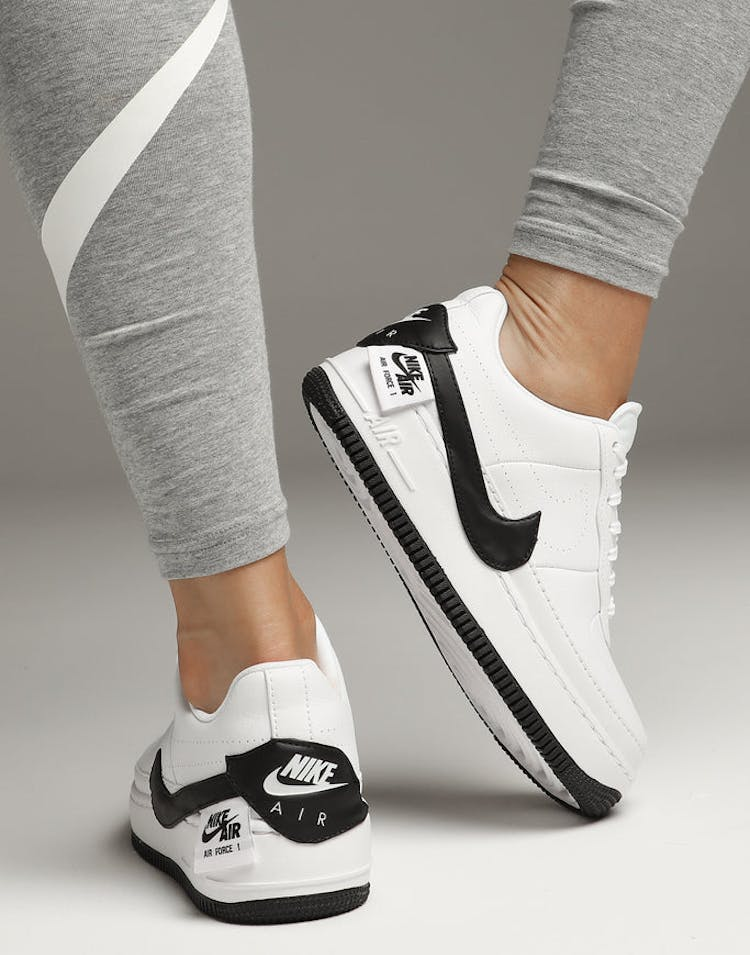 brand new 3488a 62527 Nike Women s Air Force 1 Jester XX White Black – Culture Kings