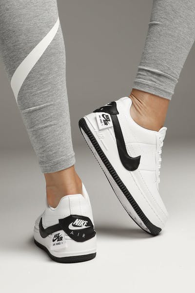 buy popular f6105 1a9c3 Nike Women s Air Force 1 Jester XX White Black