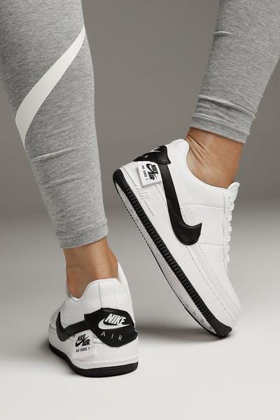 ba0b3234259b Nike Women s Air Force 1 Jester XX White Black