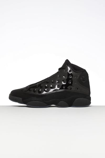b08c144d995474 10. Jordan Air Jordan 13 Retro Black Black