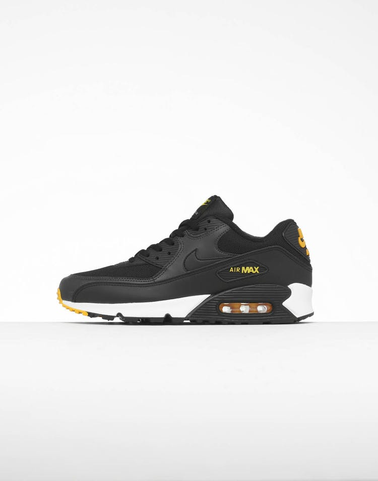 042b4b5d9c Nike Air Max 90 Essential Black/Yellow/White – Culture Kings