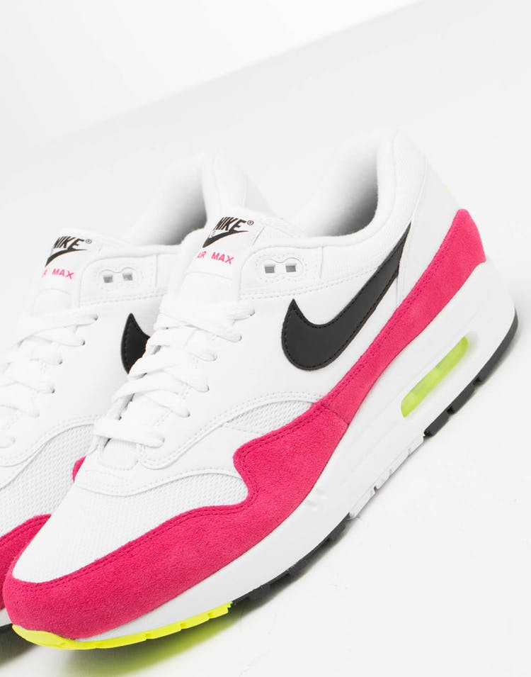 new product 719c0 0d228 Nike Air Max 1 Pink White Black