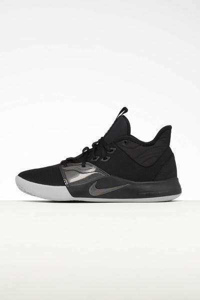 finest selection 93edc 6d139 Nike PG 3 Black Black ...