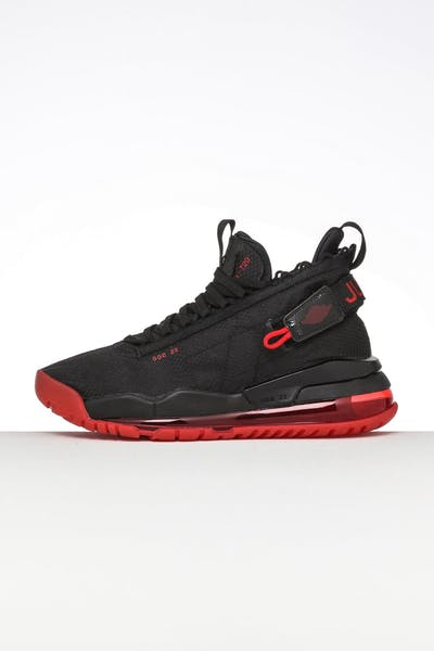 timeless design c1db4 3337e Jordan Proto-Max 720 Black Red Red