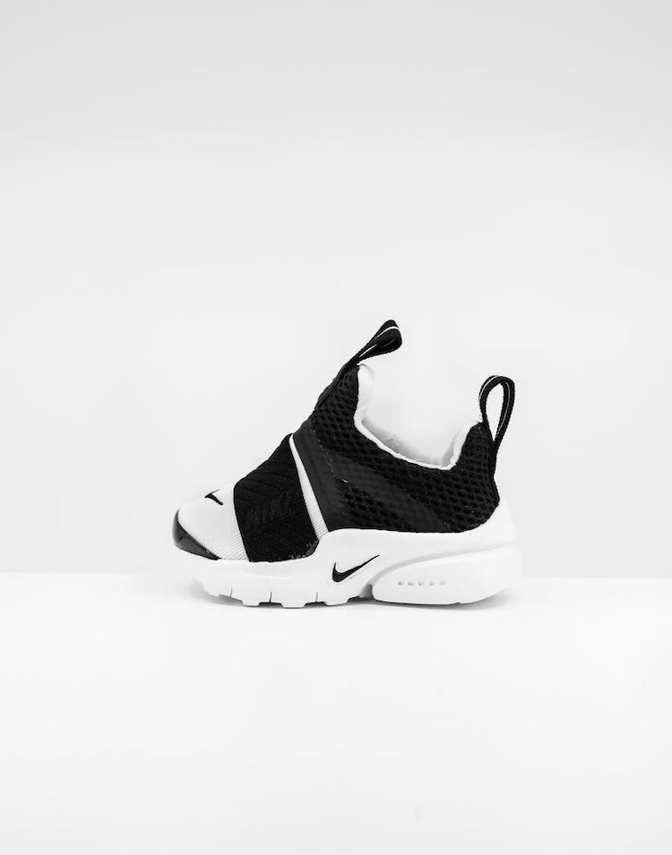 half off ca2ed 70c2d Nike Toddler Presto Extreme White/Black