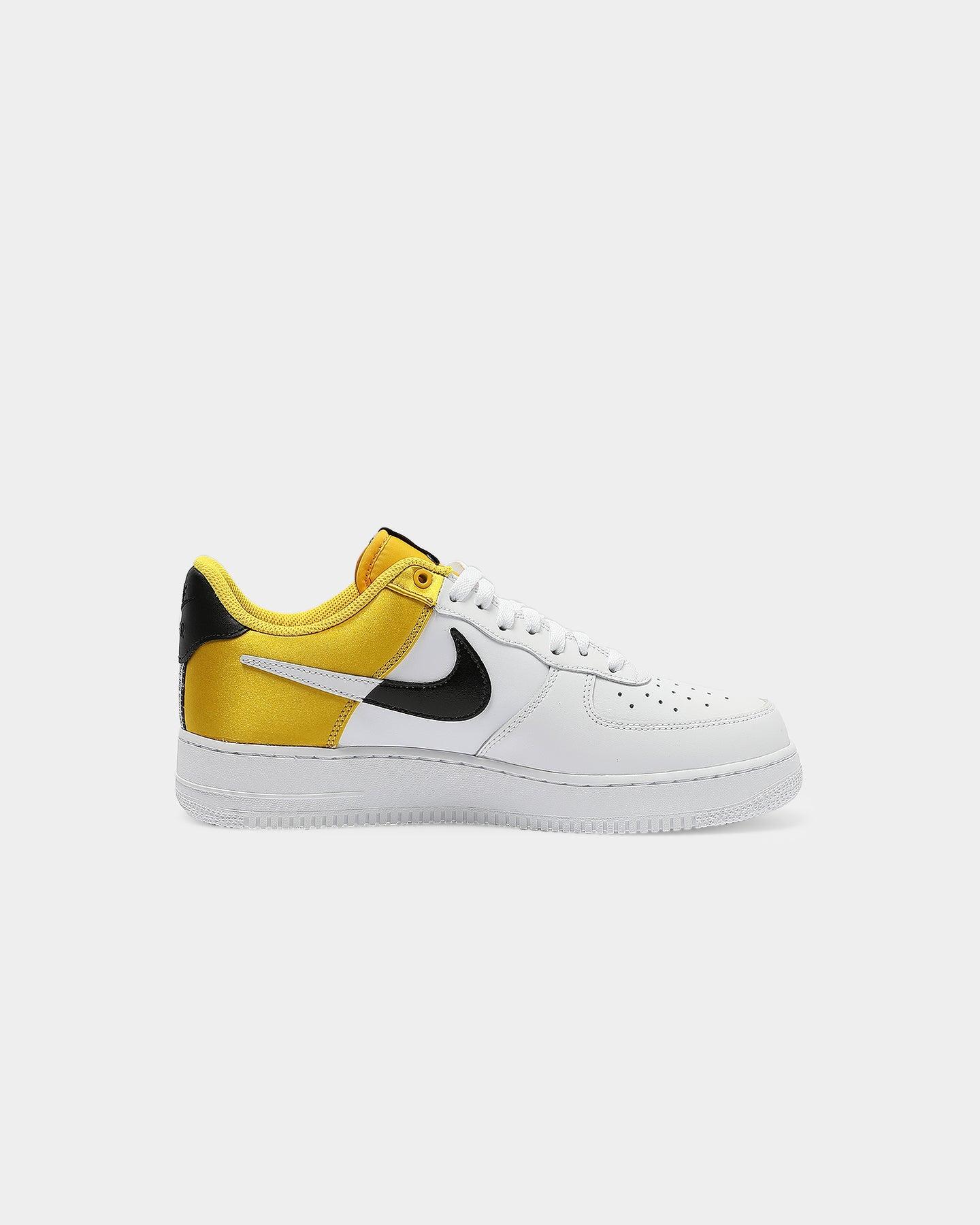 nike air force 1 nba low yellow