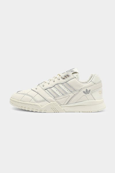 Adidas Women's A.R Trainer Raw White/Off White