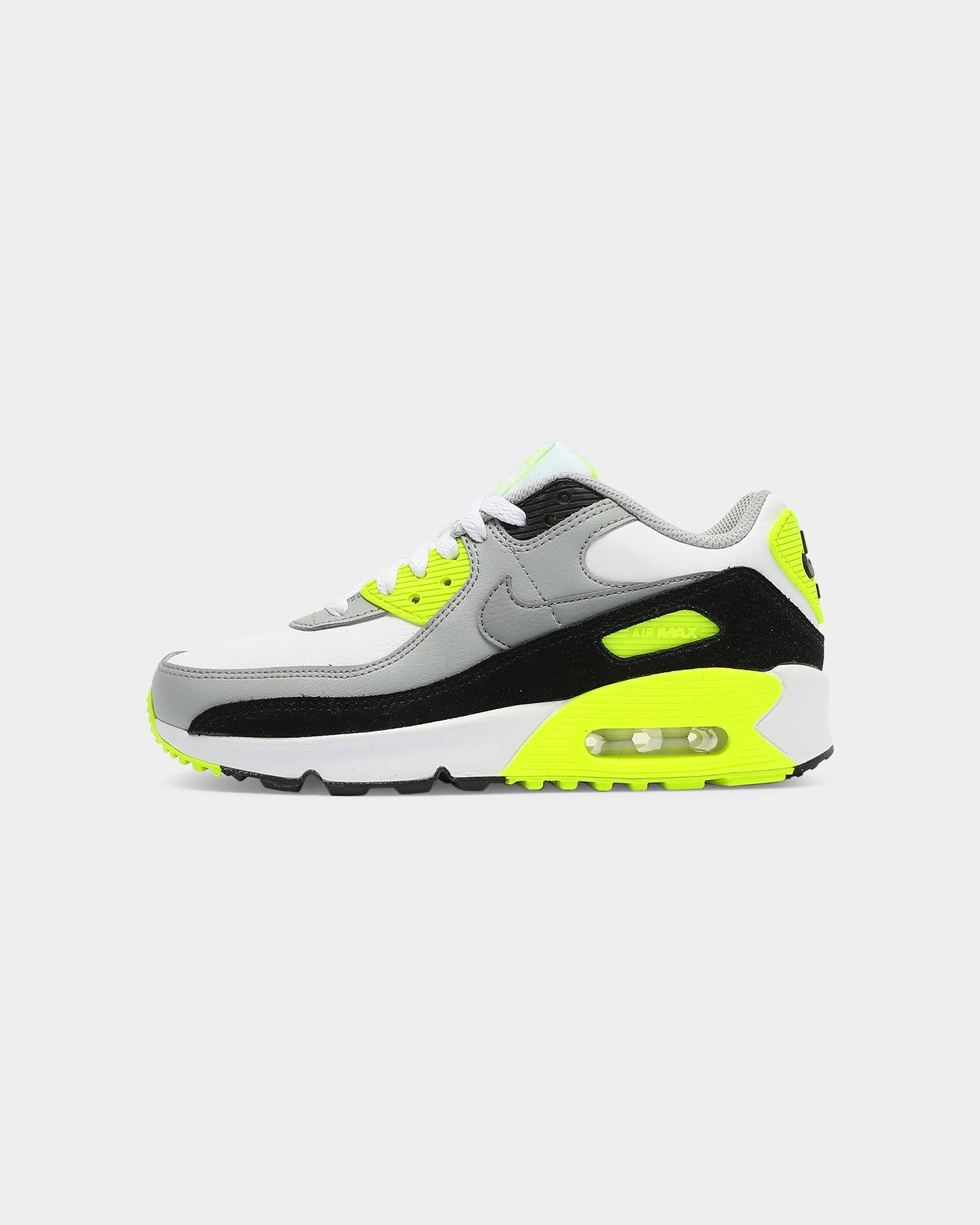 Nike Kids Air Max 90 LTR (GS) White
