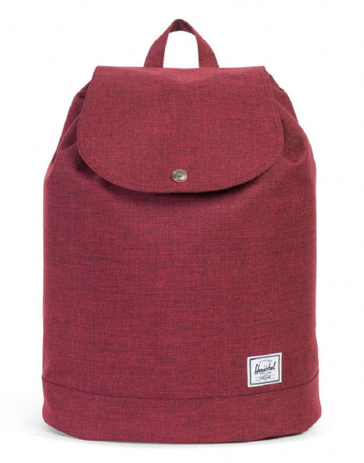 6c7c2529f79 Herschel Supply Co Reid Mid-Volume Crosshatch Backpack Wine – Culture Kings