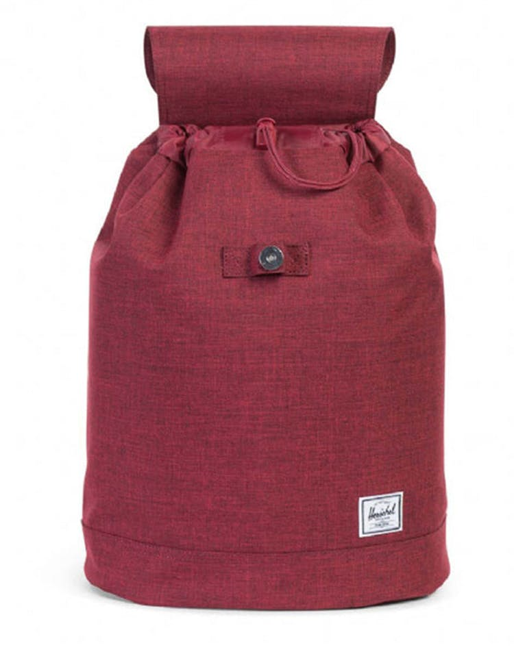 13c56de97bf Herschel Supply Co Reid Mid-Volume Crosshatch Backpack Wine ...