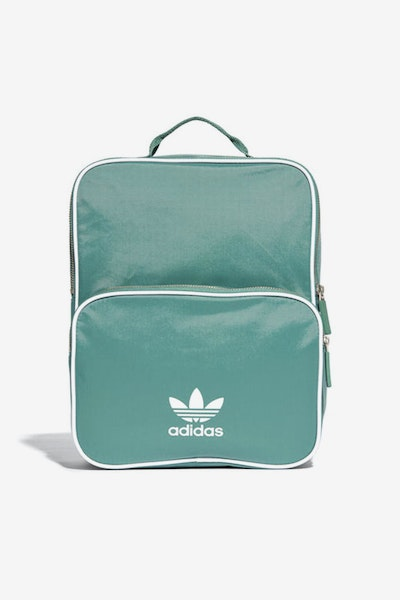Adidas BP Classic Medium Backpack Green/White
