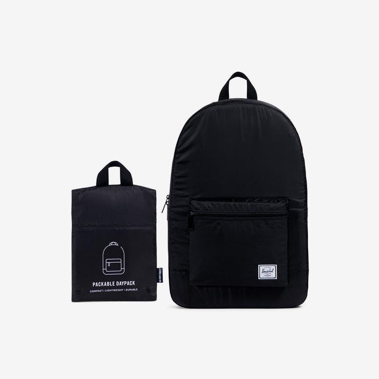 5a55cb2aa4d7 Herschel Supply Co Packable Daypack Black – Culture Kings