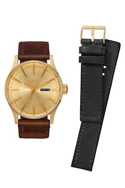 Nixon Sentry Pack Gold/Black/Brown