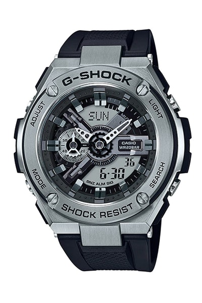 G-Shock GST-410-1ADR Black/Steel