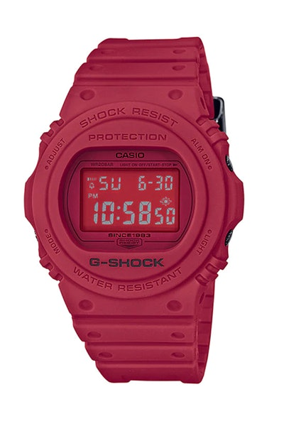 G-Shock 35th Anniversary DW-5735C-4DR Red/Red