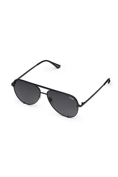 Quay Australia High Key Mini Black/Smoke