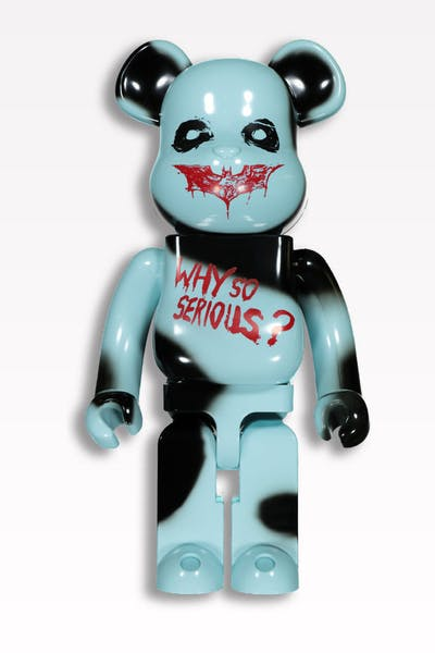 Medicom Toy BE@RBRICK The Joker 1000% Multi-Coloured