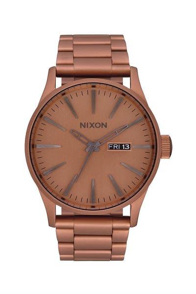 b2b85ce087d Men s Watches.  349.95. ONE. Nixon Sentry SS Matte Copper Gunmetal