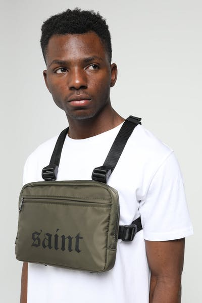 SAINT MORTA CHEST RIG BAG KHAKI