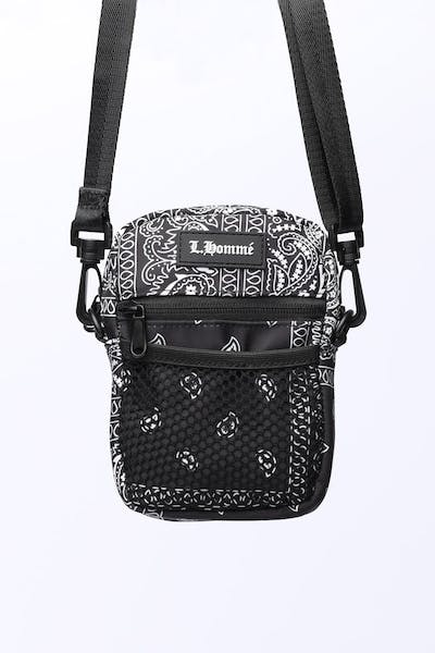 Lil Hommé Bandit Side Bag Black