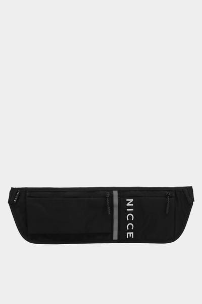 Nicce Zenit Bum Bag Black