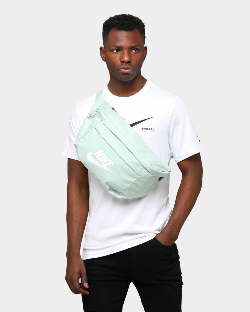 Nike Men S Nike Tech Hip Pack Pistachio White Culture Kings