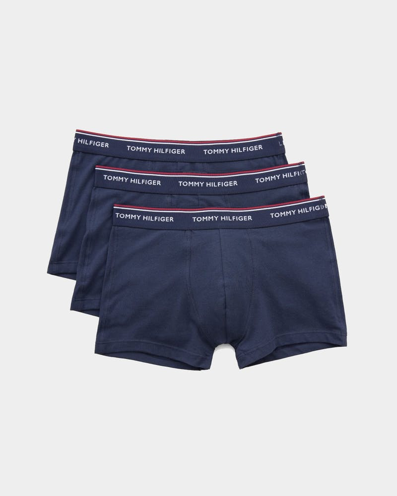Tommy Jeans 3P Trunk Navy