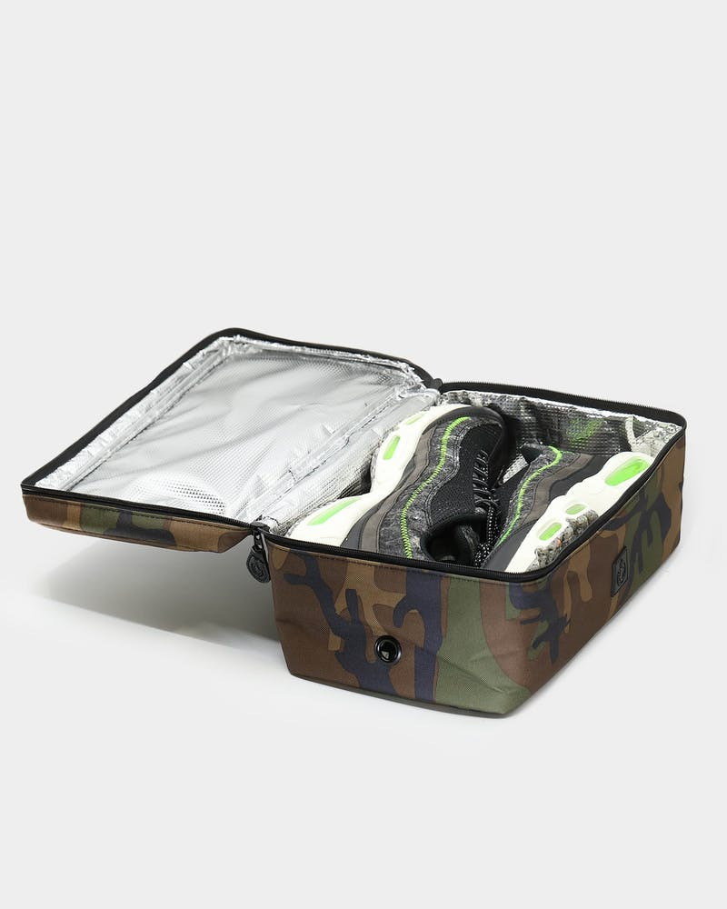 Culture Kings NFS Shoe Bag Camo/White