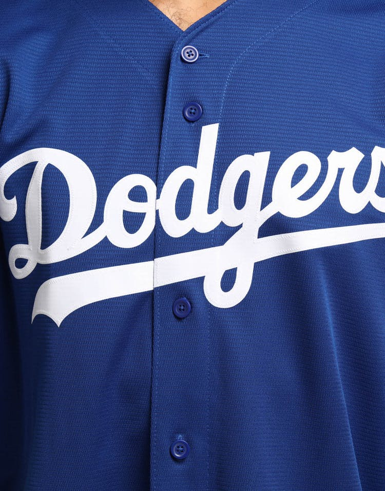 cae85166 Majestic Athletic Los Angeles Dodgers Cool Base Jersey Royal
