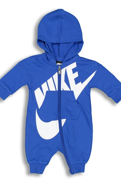 Nike Kids Play All Day Coverall Royal