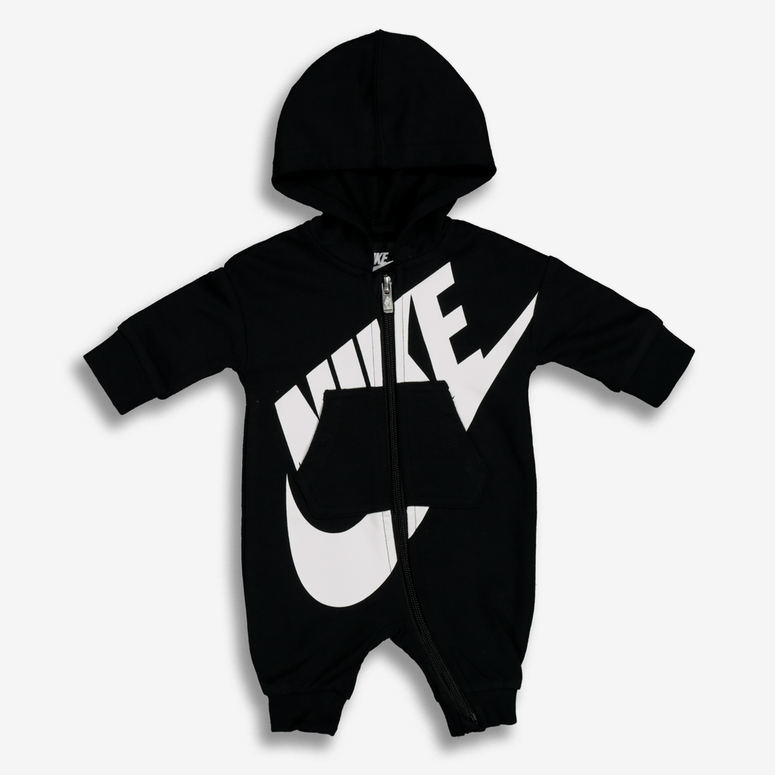 Nike Kids Play All Day Coverall Black/White