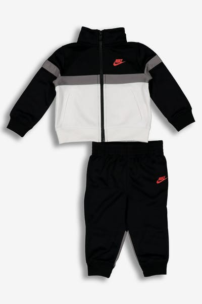 Nike Infant NKB NSW CBlock Tricot Black