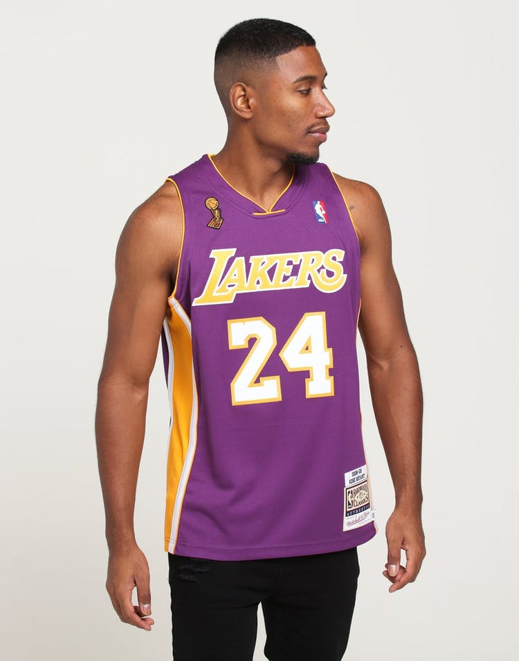 3c4b0d1a320 Mitchell & Ness Los Angeles Lakers Kobe Bryant #24 Authentic NBA Jerse –  Culture Kings