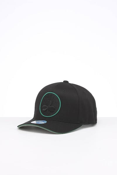 Mitchell & Ness Boston Celtics Team POP Snapback Black