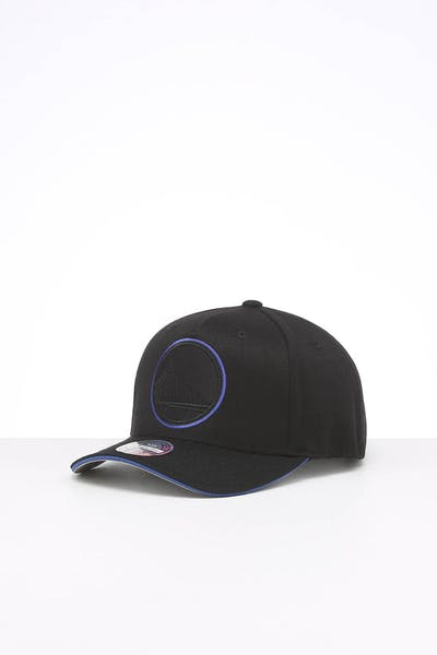 Mitchell & Ness Golden State Warriors Team POP Snapback Black