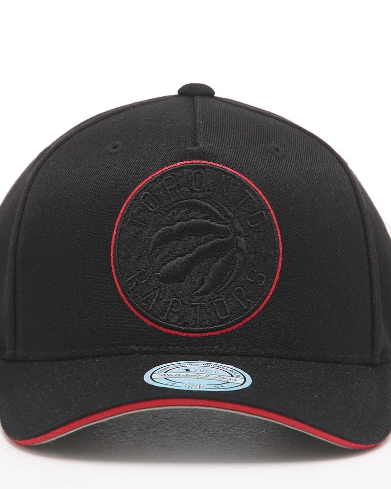 Mitchell & Ness Toronto Raptors Team POP Snapback Black