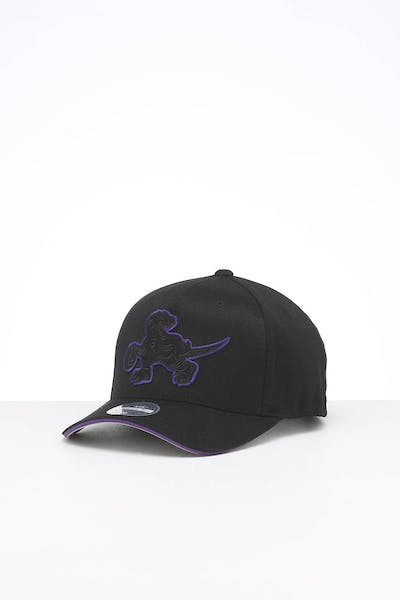 Mitchell & Ness Toronto Raptors HWC Team POP Snapback Black