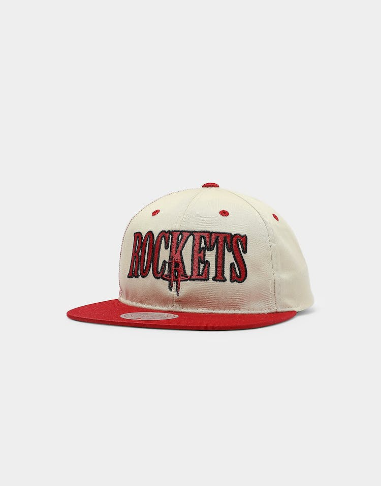 sneakers outlet online size 40 Mitchell & Ness Houston Rockets Pro Line Deadstock Snapback White ...