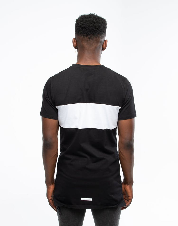 Emperor Apparel Bari T-Shirt Black/White