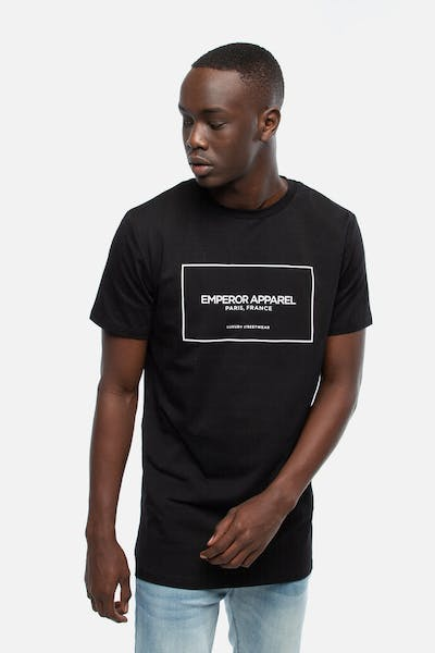 Emperor Apparel Chic T-Shirt Black